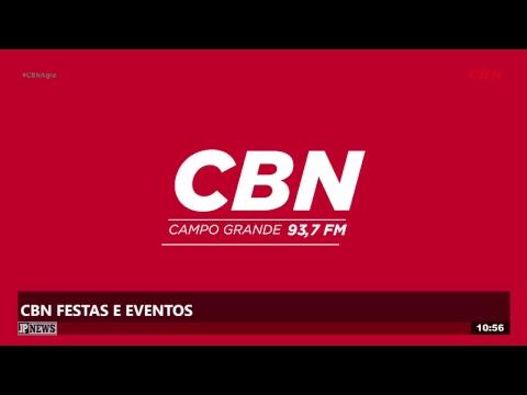 CBN Campo Grande (20/07/18)