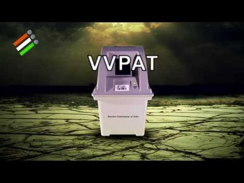Voting machine 2017 election