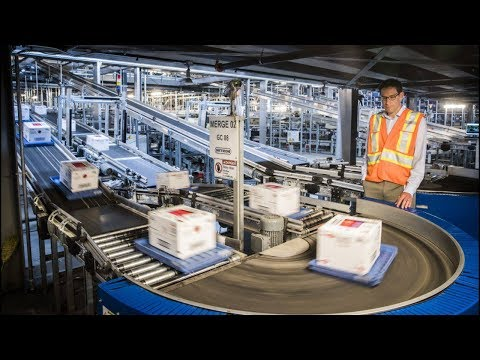 Sobeys sees automation as the future of supermarket warehousing