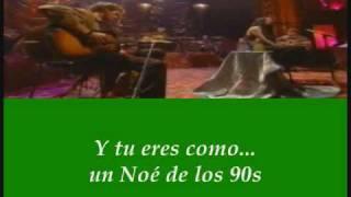 Alanis Morissette - No pressure over cappuccino (Subtitulada en espanol)