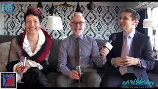 Approach the Bar with DanceBeat! Part 2! EUSDC 2019! Amateur Latin! Erik and Shelly
