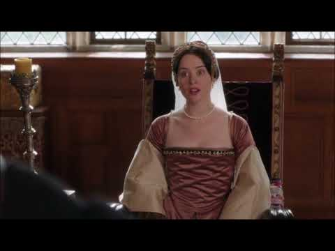 """Download Anne Boleyn meets Thomas Cromwell - """"Wolf Hall"""" - Claire Foy"""