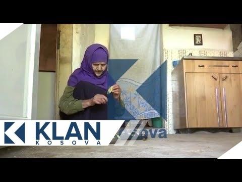 Podujevë, e verbëra që jeton e vetmuar - 09.08.2015 - Klan Kosova