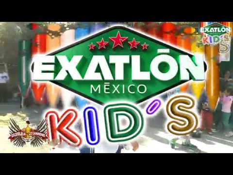 Exatlón Kids Introducción