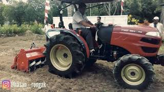 Download Video Cara menjalankan Traktor roda 4 || YANMAR MP3 3GP MP4
