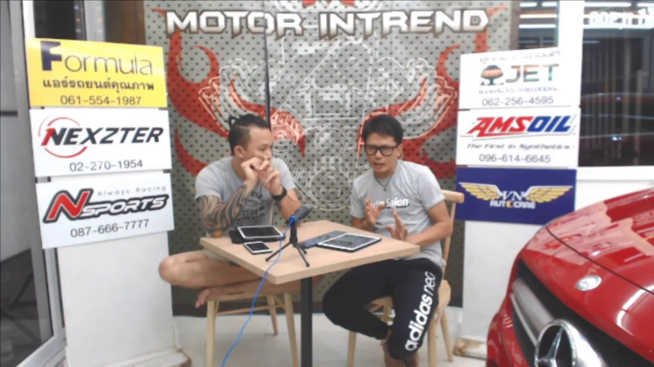 Motor intrend tv 29 6 2560 youtube for How to watch motors tv online