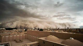 Погода в СНГ.В ожидании града в Казахстане, пыльной бури в Таджикистане