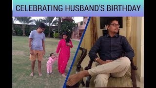 Celebrating hubby's bday   trip to khimsar   life of a mommy
