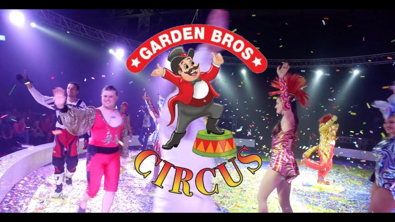 Garden Bros Circus Commercial Youtube