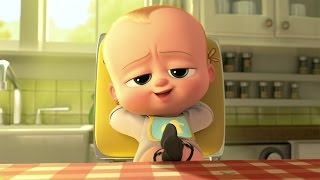 《波士BB》 香港次回預告 THE BOSS BABY HK 2nd Trailer
