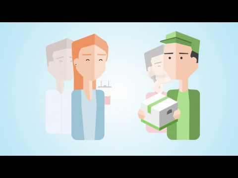 Innovatiecluster Drachten - uitleg animatie Big Data