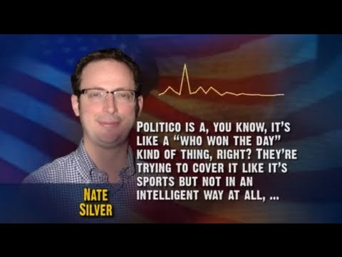 Nate Silver Kicks Politico