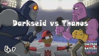 Download Darkseid Vs Thanos - Cartoon Beatbox Battles Mp3 and Videos