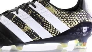 Adidas ace 16.1 fg leather | incrementa tu velocidad | innovasport