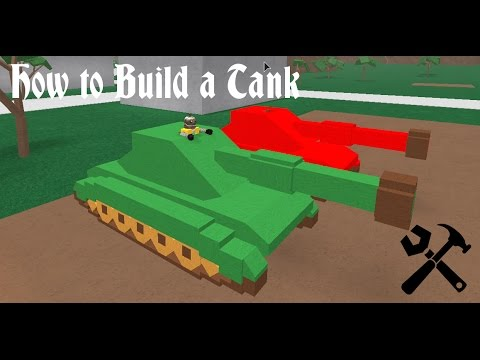 Lumber tycoon 2 | How to Build a Tank