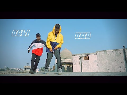 UNB & Goli X The Dashh - Chiplo Bato ( Official Music Video )