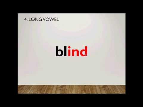 The Portable Classroom -  Phonics Zone - Long A, E, I, O And U Video (all The Rules) (2)