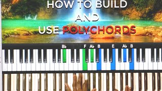 HOW TO BUILD AND USE POLYCHORDS 2020