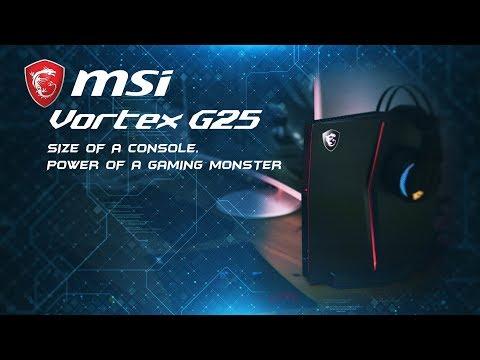 Vortex G25 - Breaking throughout boundary | MSI
