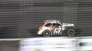 Red River Valley Speedway INEX Legend Feature