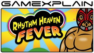Rhythm Heaven Fever - Video Review (English Version) [Wii]