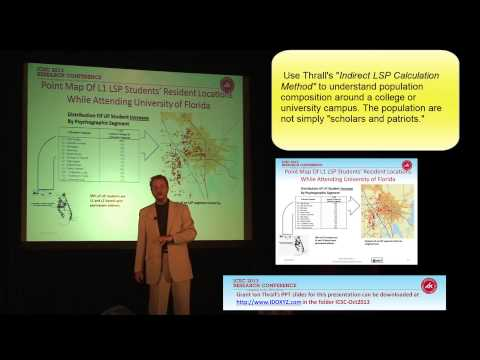 GeoSpatial Data And Technology For Growing Your Internationa