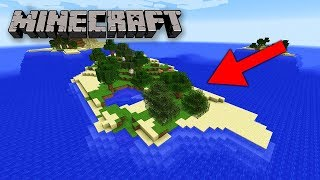 A New Begining! - Minecraft Hardcore Island Survival! EP.1