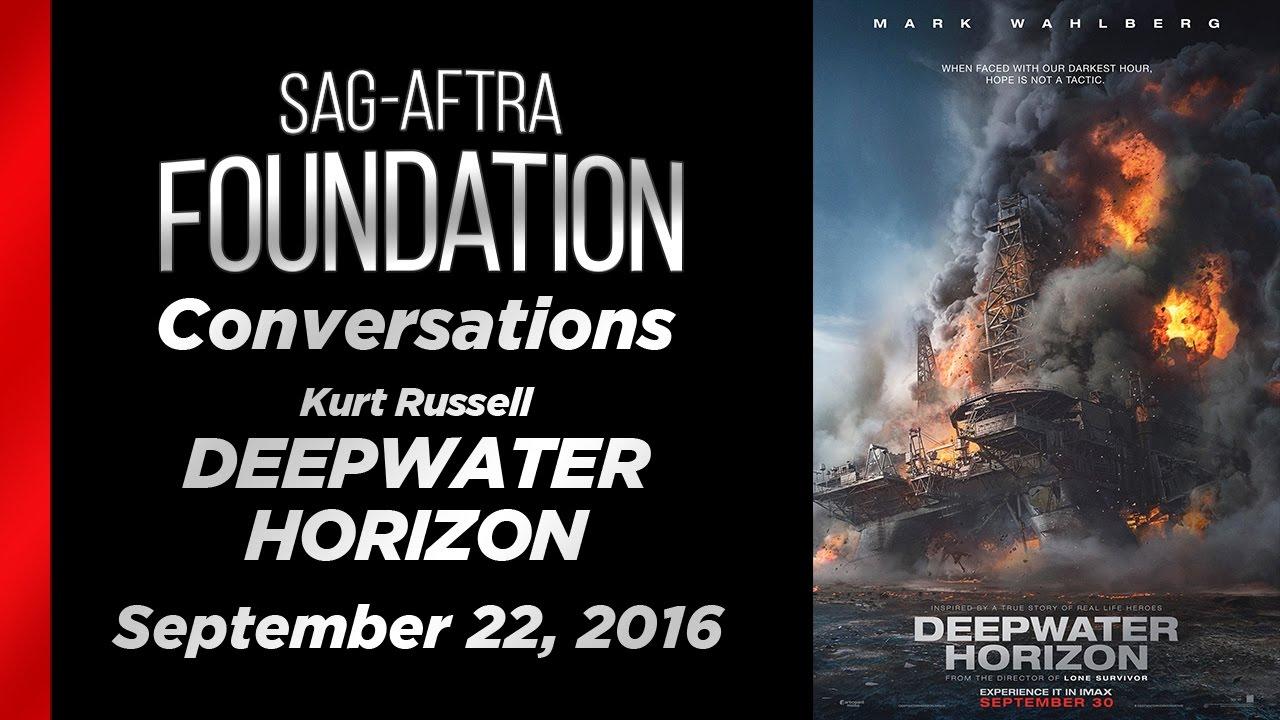 Conversations with Kurt Russell of DEEPWATER HORIZON
