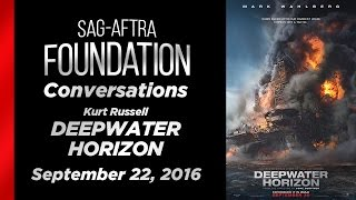 Conversations with Kurt Russell of DEEPWATER HORIZON