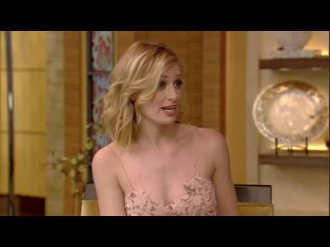 Beth Behrs on
