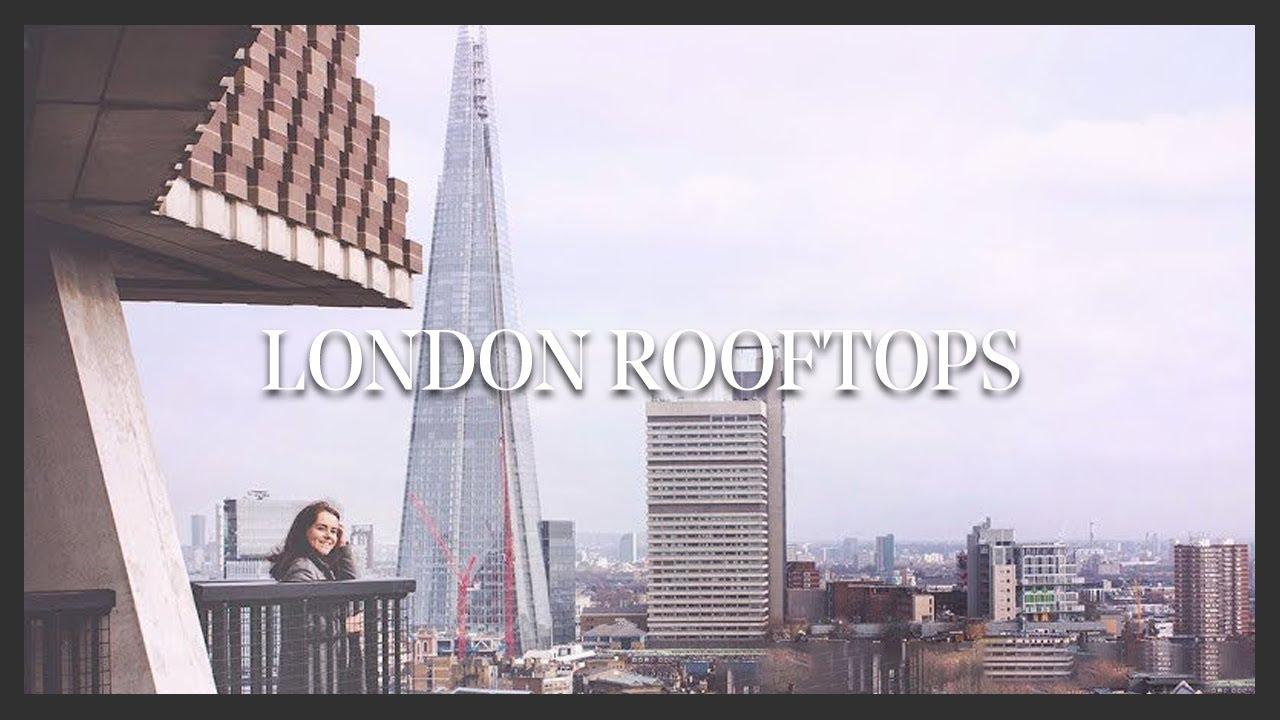Best Free Rooftop Views London
