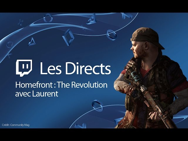 Homefront : The Revolution - Immersion
