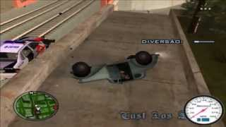 Meu PC Jogando GTA San Andreas [Altas Zueiras e Putarias] #1