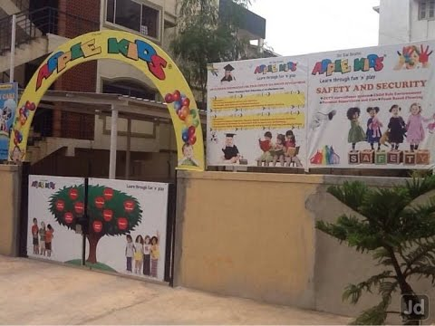 APPLE KIDS, Kempapura, Coffee Board Layout, Bangalore