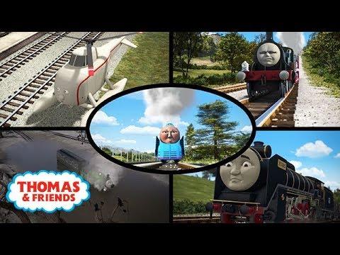 Breakdowns | Top 5 | Thomas & Friends