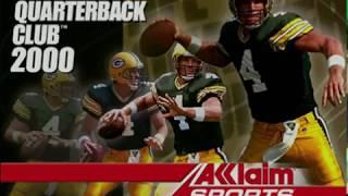 Dreamcast - NFL Quarterback Club 2000