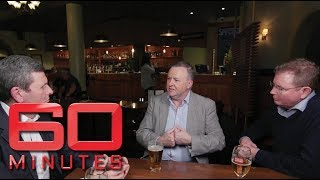 Anthony Albanese and Craig Laundy on the person who broke Australian politics | 60 Minutes Australia