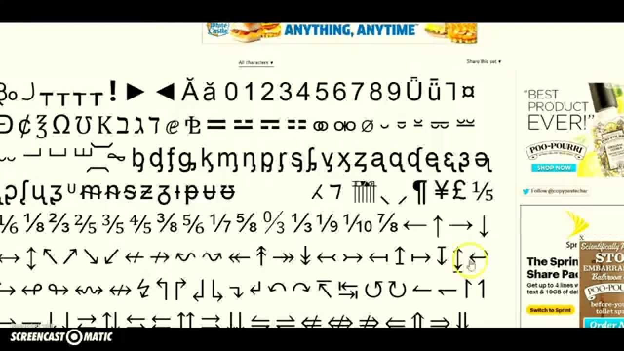 How to copy paste symbols dd youtube how to copy paste symbols dd buycottarizona Images