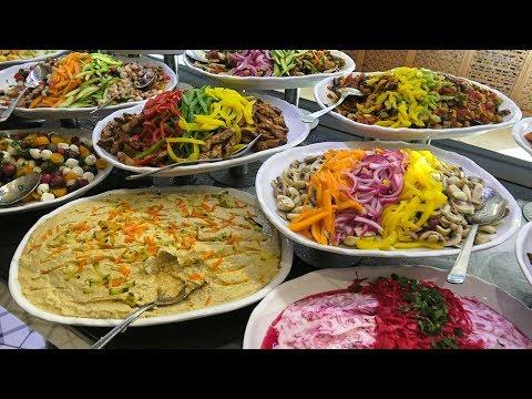 Restaurant | IC Hotels Green Palace in Antalya Türkiye (Dinner Buffet)