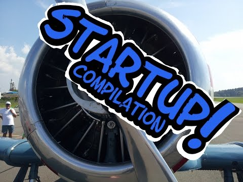 Thumbnail: Engine Startup Compilation