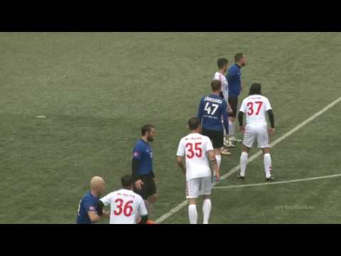 """Art football"" 05.06.17 – Estonia - Poland 1:4 (highlights)"