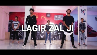 Lagir jhala ji title song dance choreography by shrikesh magar | dedicated to nitish chavan | SATARA