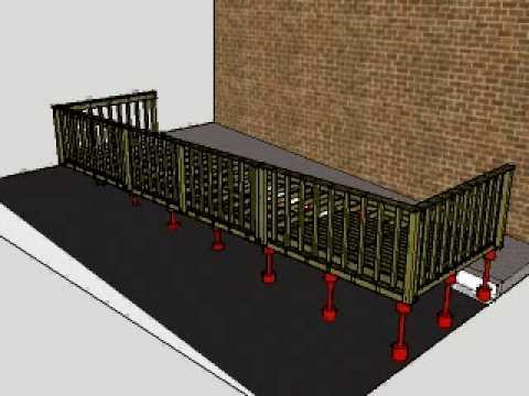 Dise o de terraza en masquefa bar la ilusion youtube - Disenos de terrazas ...