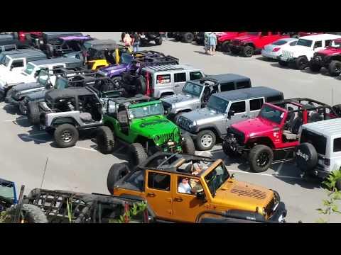 2018 Smoky Mtn. Jeep Invasion (Pigeon Forge, TN)