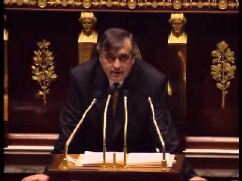 Assemblée nationale   Philippe Séguin 5 mai 1992   Traité de Maastricht
