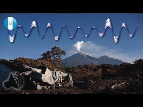 2 sonidos extraños en GUATEMALA