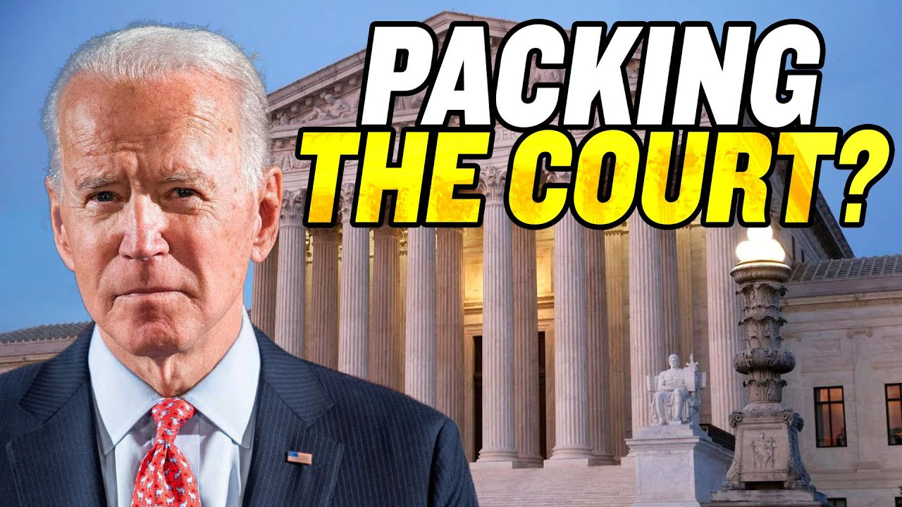 Biden Orders Commission on Supreme Court | Court Packing and Term Limits