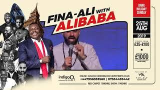 Alibaba FinaAli Concert IndigoO2