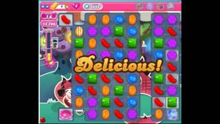 Candy Crush Saga Level 1511 No Boosters