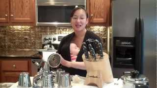 How To Make Baby Food With Saladmaster